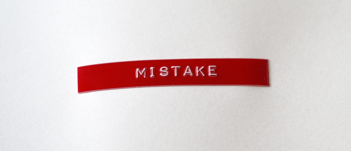Mistakes in app development for enterprises