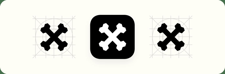App icon example