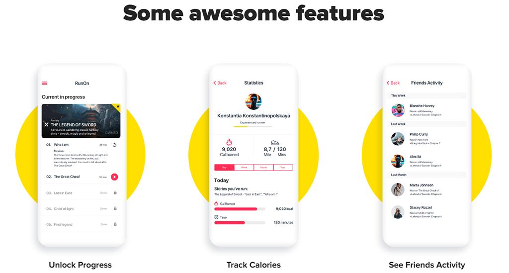 app for run