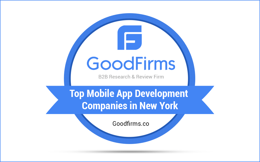 Top Mobile App Development Companies in New York