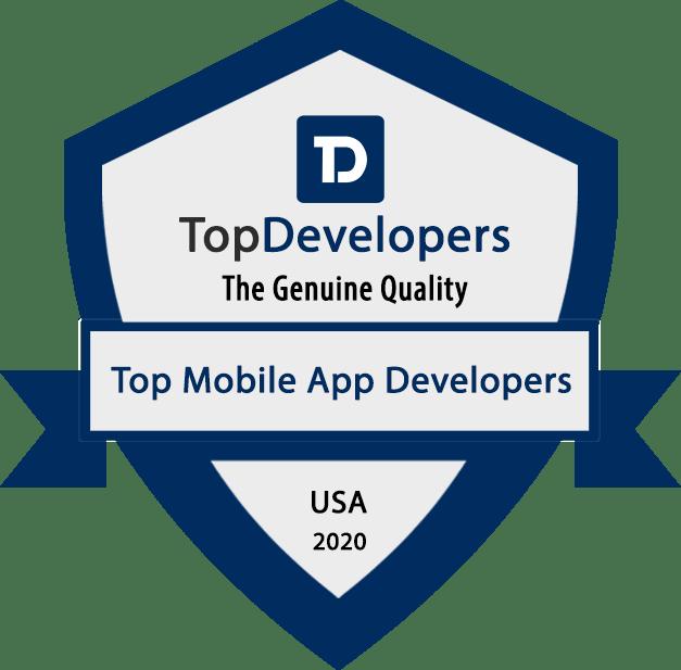 TopDevelopers - Top Mobile app developer - USA - 2020